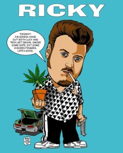 ricky shirt trailer park boys