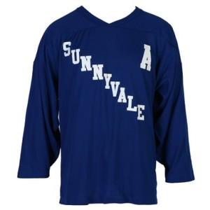 Sunnyvale Trailer Park Boys Hockey Team Jersey Long Sleeve