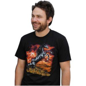 Charlie Horse T-Shirt It's Always Sunny In Philadelphia- Officially Licensed Shirt