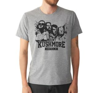 The MT Kushmore Tee - Trailer Park Boys