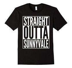 Straight Outta Sunnyvale T-Shirt Of Trailer Park Boys