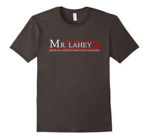 Funny Jim Lahey Shirt - Birds Of A Shit Feather Flock Together