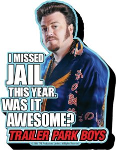 Ricky Funky Chunky Magnet Trailer Park Boys From Aquarius - Officially Licensed