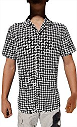 Bowling With The Houndstooth Shirt - New Thrill And Style