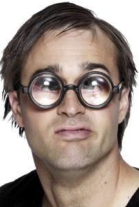 Cool Smiffy's Specs Bug Eyes Look