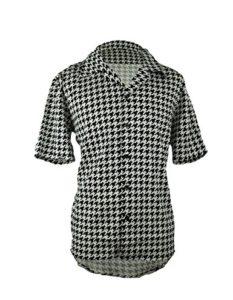 ricky trailer park boys houndstooth shirt