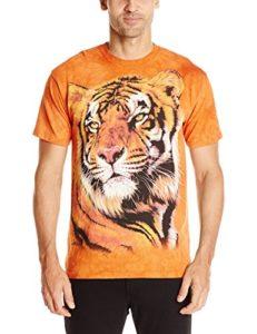 the mustard tiger