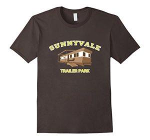 classic sunnyvale trailer park shirt