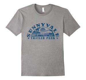 Sunnyvale Distressed T-Shirt Trailer Park Boys