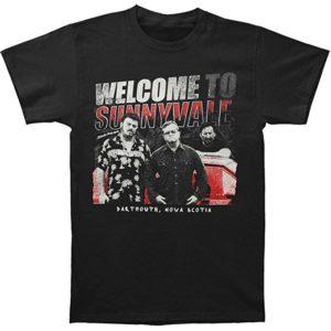 trailer park boys welcome to sunnyvale shirt