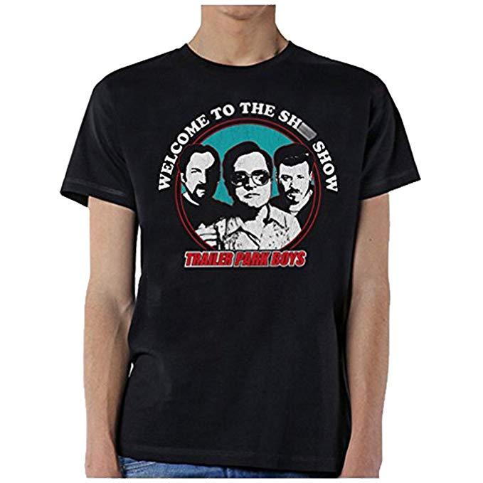 Trailer Park Boys Men's Sht Show T-Shirt