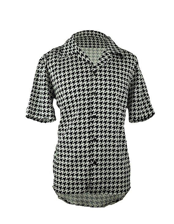 ricky houndstooth shirt buy
