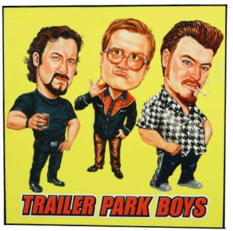 Trailer Park Boys High Gloss Wall Art